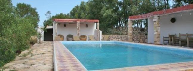 The Villa's Swimming Pool