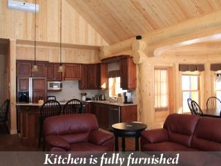 Lounge looking towards Kitchen