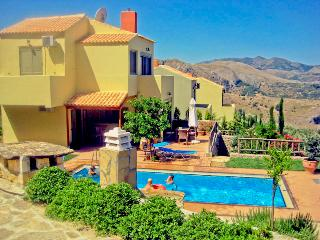 1 Bedroom Panoramic View Villa, Chania