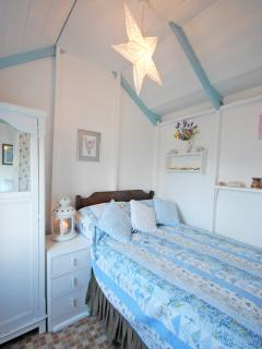 Magical double bedroom with the most comfortable bed