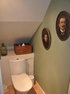 WC indépendant rez-de-chaussée