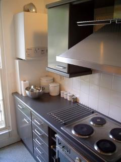 Smart Modern Kitchen