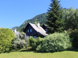 Chalet summer view