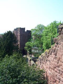 Take a walk on Chester's Roman Walls