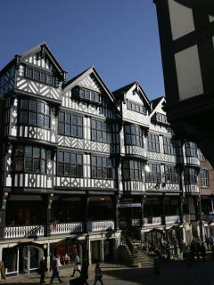 See Chester's Black and White Buildings