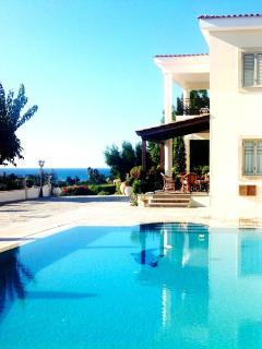 VILLA DEMETRA (4 ensuite bedrooms, WI-FI, BBQ, Swimming pool, Stunning View)