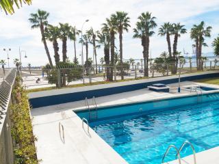 SANCHA 3D terraza y vistas al mar, Malaga