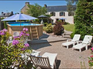 La Grande Maison, Brittany, Seglien