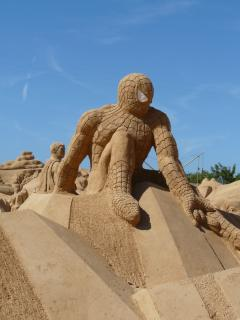 Local sand festival