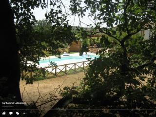 Veduta piscina