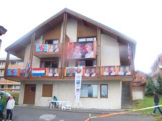 L'Eau Vive, L'Alpe-d'Huez