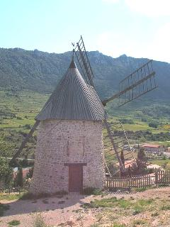 Cucugnan Mill