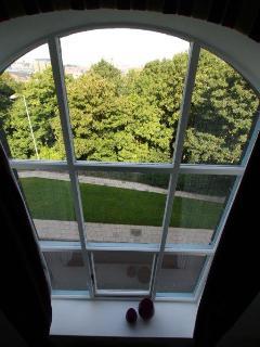 lounge & 1st floor window view