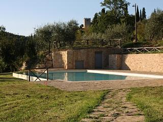 2 bedroom Villa in Grassina Ponte a Ema, Tuscany, Italy : ref 5228775