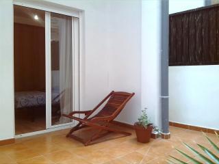 Apartamento con patio centrico, Valencia