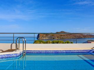 Seaview Villas Just 50m Away From Agia Marina Beach, Chania