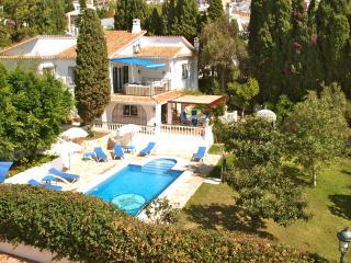 Villa Miramar, Burriana, Nerja
