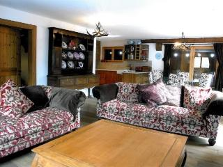Chalet Grouse - Luxury.  Near  St Luc, Zinal, Grimentz,  Verbier and Zermatt,
