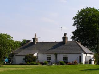 Rose Cottage near Port William, Galloway.