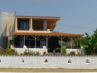 Omiros, Aegean view.