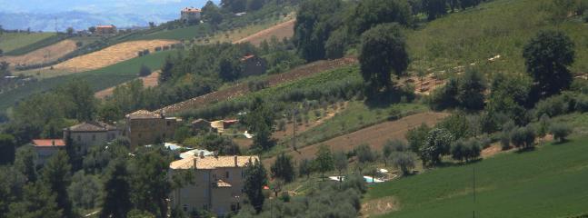 Villa Harvey and environs
