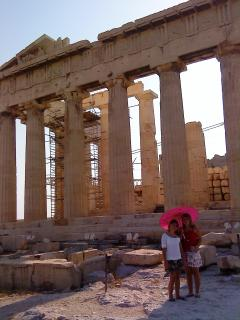 Dont forget the Parthenon