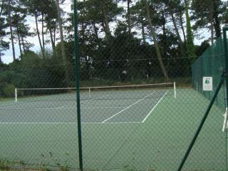 2 cours de Tennis