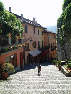 Bellagio - Salita Serbelloni