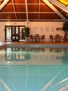 Bovisand Heritage Apartments - Indoor Heated Pool
