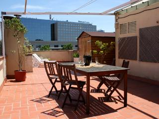 Penthouse Vallespir, Barcellona