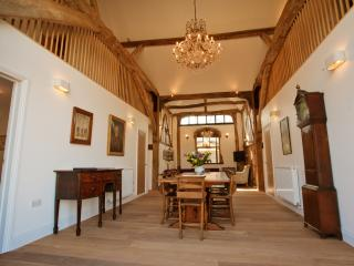 The Granary Dining Area