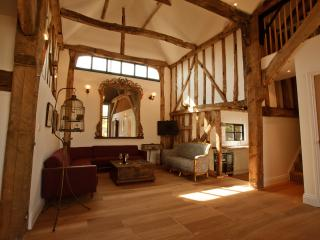The Granary Living Area
