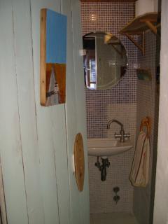 El camino a hacia una buena ducha