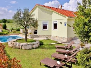 Villa Sole Istria with pool in Marcana, near Pula