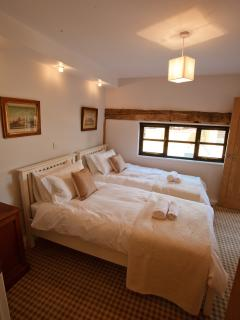 The Granary Bedroom 1- Twin