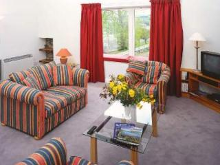 Beautifully furnished lounge, with stunning country views