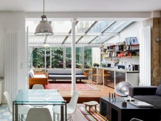 Designer apartment in the heart of Montmartre