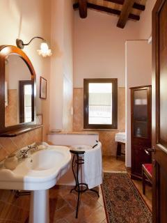 Appartamento il melograno:bagno