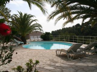 #Cannes Near, Villa Eden Roc swimmingPool Sauna Jacuzzi & Quiet, 9/11 persons