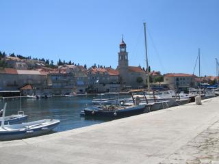 Apartment house Lemona island of Brac ap.A2, Sutivan