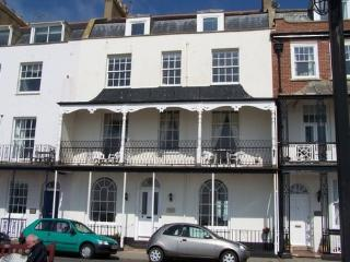 Wyndham Court - Esplanade Apartment, Sidmouth