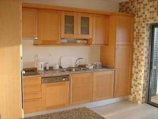 Kitchen - fully equipped with microwave, dishwasher and washing machine