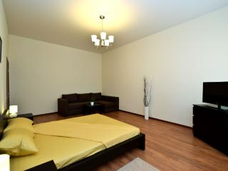 Apartment 2 bedrooms in center, San Petersburgo