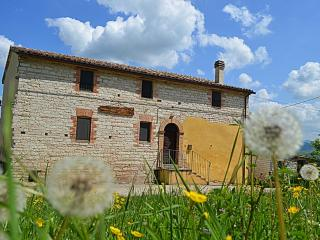 Bellissima casa rustica con vista panoramica, Ancona