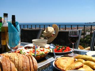 Al Fresco Dining with stunning views