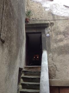 ingresso ' al Portoncino '