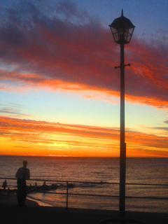 Broadway Beach Sunset