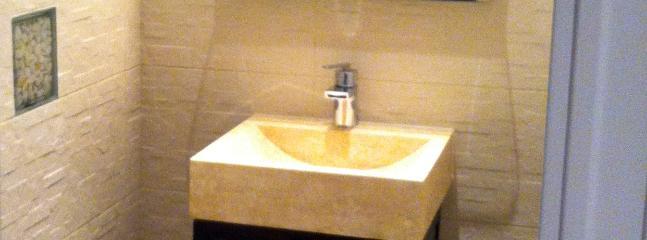 lavabo douche