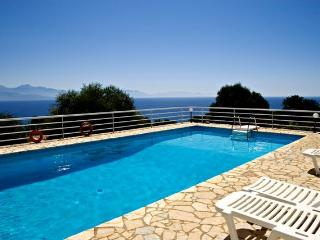 Villa Urania.EOT licensed.Sea View, Private pool.
