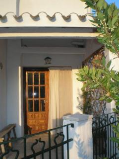 Back patio doors
